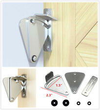 Stainless Steel Latch Sliding Door Lock for Sliding Barn Wood Door Privacy Gate