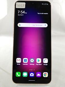 LG V60 ThinQ V600 5G 128GB AT&T GSM Unlocked Smart Cellphone Blue X323