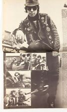 HELL'S ANGELS Andy Low BARRY RYAN Michael D'Abo MONKEES Rave magazine 60s MUSIC