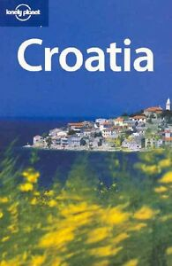 Croatia (Lonely Planet Country Guides),Jeanne Oliver- 9781740594875