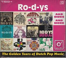 Ro-d-Ys - Golden Years of Dutch Pop Music, A & B Sides, 2CD Neu