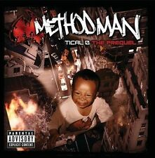 Tical 0: The Prequel [PA] by Method Man (CD, May-2004, Def Jam (USA))