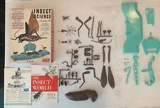 Vintage Renwal Insect Science Assembly Kit No. 801