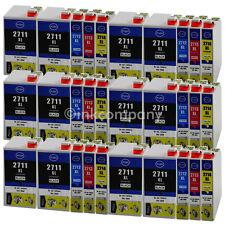 30 XL DRUCKER PATRONE für Epson WF 3620DWF 3640DTWF WF7110DTW WF7610 WF7620 DTWF