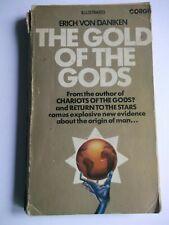 The Gold of the Gods by Erich von Daniken Paperback Book 1975