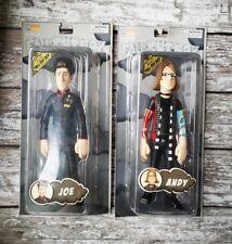 Fall out Boy Vinyl Action Figures SOTA Toys 2006 Andy and Joe Trophman