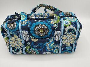Vera Bradley Mod Floral Blue Small Bag