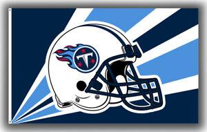 Tennessee Titans Football Team Helmet Memorable Flag 90x150cm 3x5ft best banner