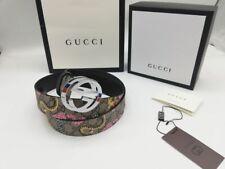 Authentic Gucci  Men's  Tiger Belt  size 100/40 fits 36-40 waist