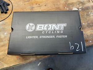 Bont Helix size 43 wide brand new!