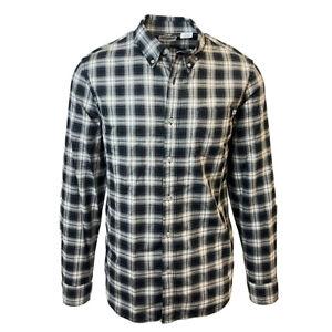 Timberland Men's Long Sleeve Button Down Shirt A1MNU