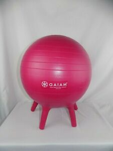Gaiam Yoga For Kids Stay-N-Play Balance Ball 45 CM 5-8 yrs