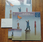 TIM BOWNESS Stupid Things That Mean The World LIMITED EDITION 300 Clear Vinyl LP