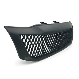 Grill Bentley Style BLACK Edition Fits Toyota Hilux N70 2011-2014 SR5 Workmate