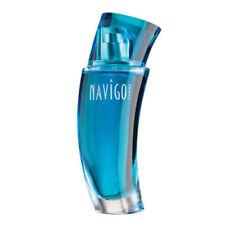 Jafra Navigo Homme Eau De Toilette 3.3 FL.OZ. Bergamot Lavender & Amber Musk