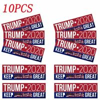 DONALD TRUMP SILENT MAJORITY Decal 2020 Election President car window sticker
