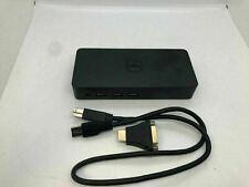 USED Dell D3100 USB 3.0 Ultra HD/4K Triple Display Docking Station - Black NO AC