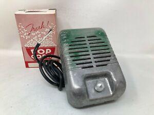 Patina Working Field Found Good Condition Mark II Diecast Drive-In Movie Speaker