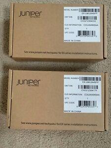 Juniper EX-UM-2X4SFP | EX4200 and EX3200 2-Port 10G SFP+ / 4-port 1G SFP Uplink