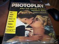 Photo Screen Magazine November 1961 Debbie Reynolds