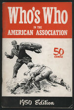 1950 Who's Who in the American Association