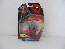 Superman Figur Kampfstab Superman Mattel Y0802