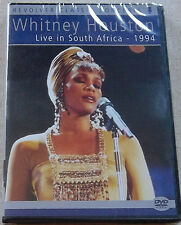 WHITNEY HOUSTON Concert for South Africa Live in SA 1994 SOUTH AFRICA  PAL