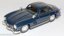 SOLIDO petite voiture MERCEDES 300 SL bleu de 1954 miniature automobile auto car