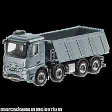 Mercedes Benz Arocs FH25 Classic Space 4-achs Construction Dump Truck 8x4 Gray
