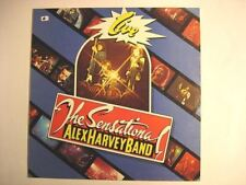 """SENSATIONAL ALEX HARVEY BAND """"LIVE"""" - LP"""