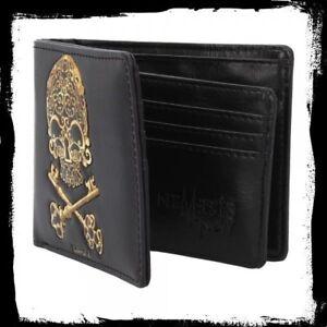 Nemesis Now Men's Wallet Libertalia