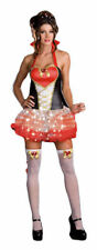 Morris Costumes Women's Queen Of Heartbreak Complete Outfit M. RL6399MD