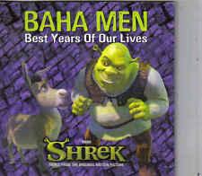 Baha Men-Best Years Of Our Lives cd single (Shrek)