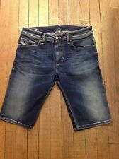 "Diesel Mid 7 to 13"" Inseam Denim Shorts for Men"