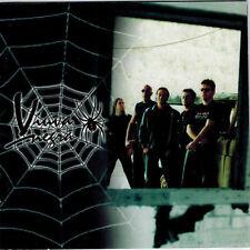 VIUVA NEGRA (Black Widow) - S/T (CD 2000) Brazil Hard Rock
