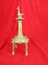 Flacon à parfum en bronze Ancien  Extrême-Orient  . sculpture.