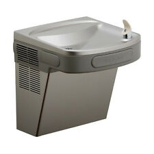 Elkay EZS8L Single ADA Water Fountain, Cooled, Light Gray Granite Cabinet, 120V