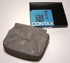 CONTAX Camera Soft Body Case Bag C-71L
