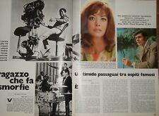 Anna Moffo - Due Pagine - anno 1970 - rc46