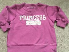 Children's Place Sweatshirt 24m 2T Pink Pullover Fall Winter PRINCESS