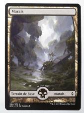 Marais (Version 9)La bataille de Zendikar - Swamp    MTG Magic Francais