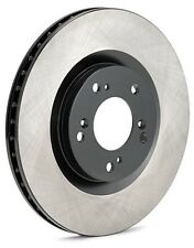 Centric Premium Brake Rotor - FRONT - CL/TL/TSX/Accord - 1999-2012 - 120.40046