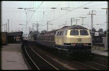35mm slide+© DB Deutsche Bundesbahn 216 030-7 Oberhausen West-Germany 1983 origi