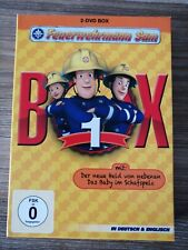 DVD Box 1 Feuerwehrmann Sam