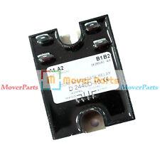D2440d 10 Dual Solid State Relay Ssr 4 15vdc Input 24 280vac 40a Random Turn On