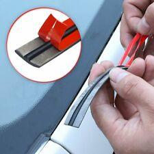 5M T-Typ Gummi Dichtung Streifen Kantenschutz Autodach Tür Dichtungsprofil Rand