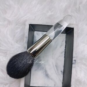 Trish McEvoy brush #37 bronzer powder brush unboxed natural hair $87