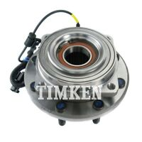 Wheel Bearing and Hub Assembly-4WD Front Timken fits 2011 Ford F-350 Super Duty