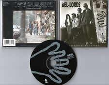 The Del-Lords CD BASED ON A TRUE STORY © 1988 USA Enigma Records