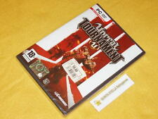 UNREAL TOURNAMENT 3 III x PC VERSIONE ITALIANA NUOVO SIGILLATO PRIMA STAMPA RARO